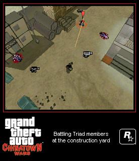 Grand Theft Auto: Chinatown Wars Files