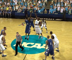 NCAA Basketball 09: March Madness Edition Videos