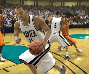 NCAA Basketball 09: March Madness Edition Screenshots