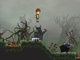 A Boy and His Blob Screenshot from Shacknews