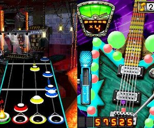 Guitar Hero On Tour: Modern Hits Chat