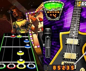 Guitar Hero On Tour: Modern Hits Chat