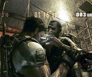 Resident Evil 5 Chat