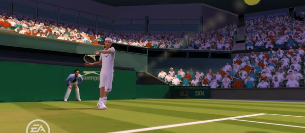 EA Sports Grand Slam Tennis News