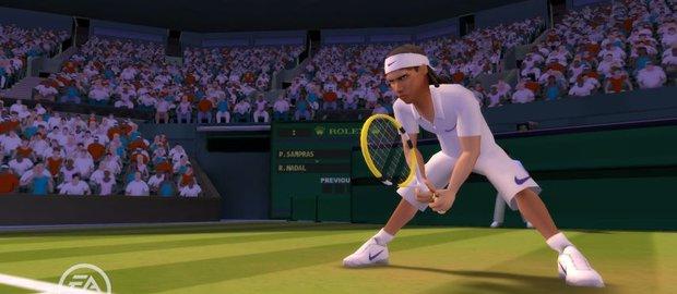 EA Sports Grand Slam Tennis News