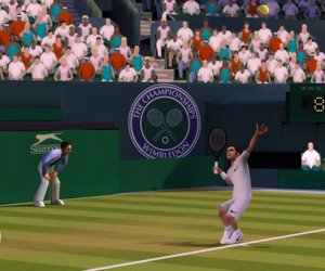 EA Sports Grand Slam Tennis Screenshots