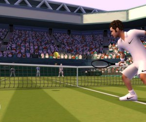 EA Sports Grand Slam Tennis Chat