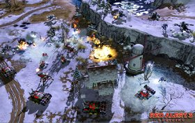 Command and Conquer Red Alert 3: Uprising Screenshot from Shacknews