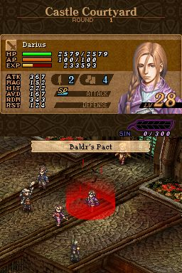 Valkyrie Profile: Covenant of the Plume Chat