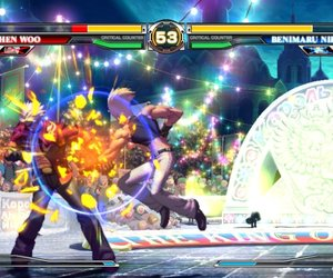 The King of Fighters XII Screenshots