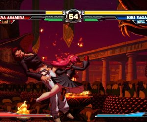 The King of Fighters XII Files