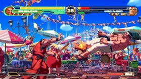 King of Fighters XII Screenshot from Shacknews