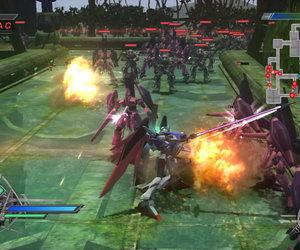 Dynasty Warriors: Gundam 2 Screenshots