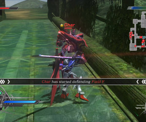 Dynasty Warriors: Gundam 2 Chat