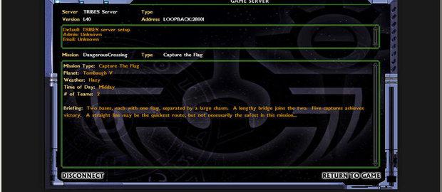 Starsiege: TRIBES News