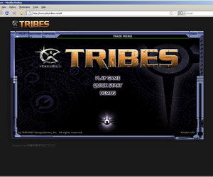 Starsiege: TRIBES Screenshots
