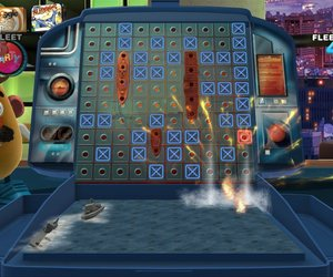Hasbro Family Game Night: Battleship Chat