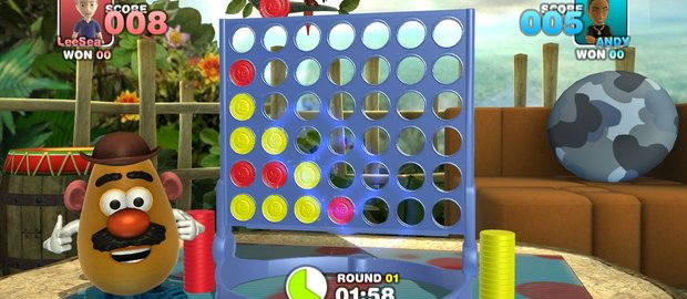 Hasbro Family Game Night: Connect Four News