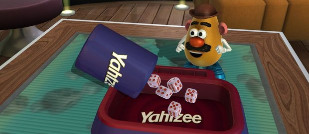Hasbro Family Game Night: Yahtzee News