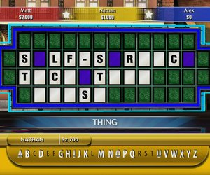 Wheel of Fortune Chat