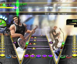 Guitar Hero: Metallica Chat