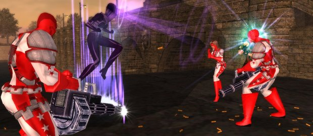 City of Heroes News