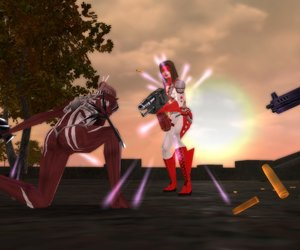 City of Heroes Files