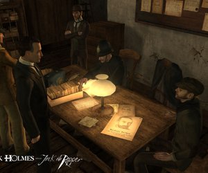 Sherlock Holmes vs. Jack the Ripper Chat