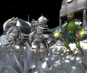 Spore Galactic Adventures Screenshots