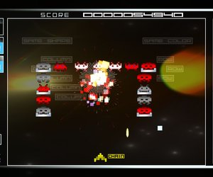 Space Invaders Extreme Chat