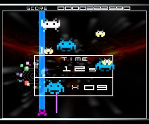 Space Invaders Extreme Videos