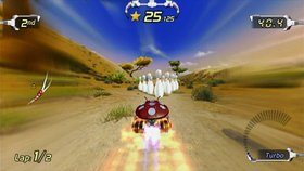 Excitebots: Trick Racing Screenshot from Shacknews