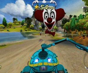 Excitebots: Trick Racing Screenshots
