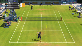 Virtua Tennis 2009 Screenshot from Shacknews