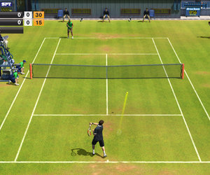 Virtua Tennis 2009 Screenshots