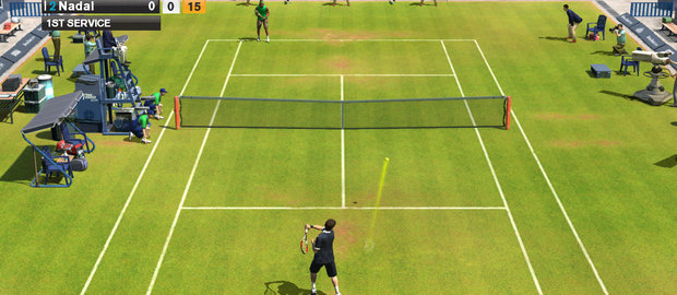 Virtua Tennis 2009 News
