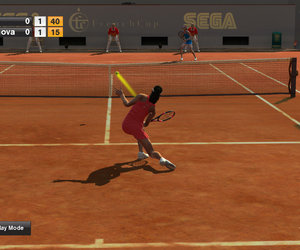 Virtua Tennis 2009 Chat