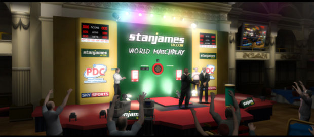 PDC World Championship Darts 2009 News