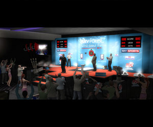 PDC World Championship Darts 2009 Screenshots
