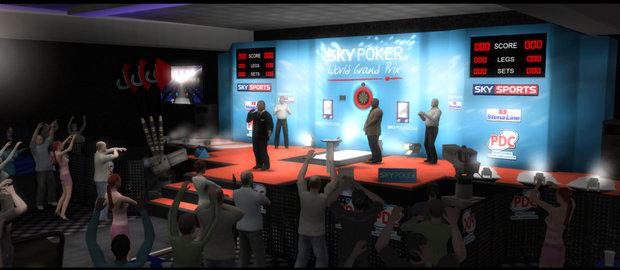 PDC World Championship Darts 2009 News