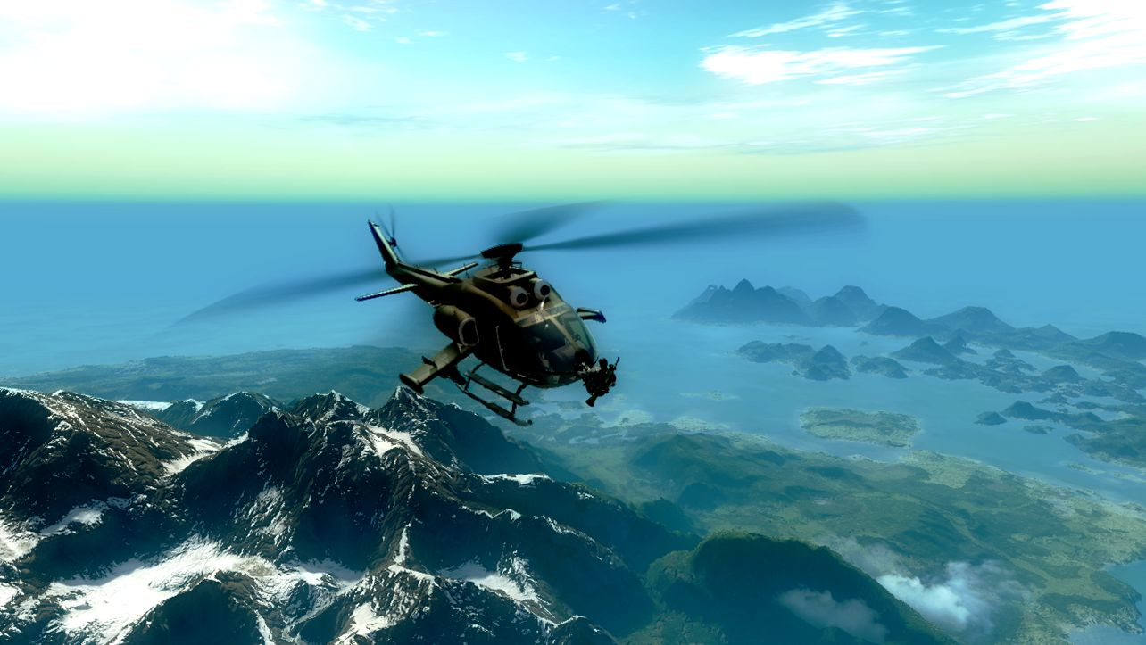 Just Cause 2 (2010) Repack by Ultra (RUS) .