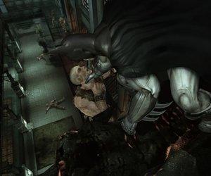 Batman: Arkham Asylum Files