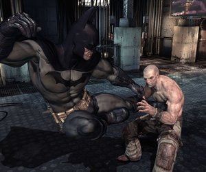 Batman: Arkham Asylum Files