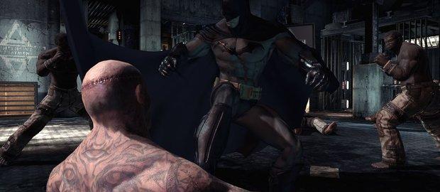 Batman: Arkham Asylum News
