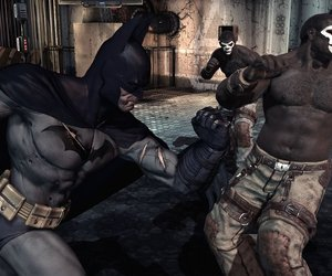 Batman: Arkham Asylum Chat