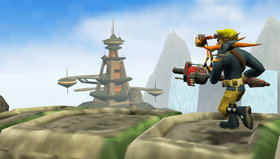 Jak and Daxter: The Lost Frontier Screenshot from Shacknews