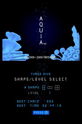 Art Style: AQUIA Screenshots