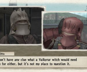 Valkyria Chronicles Files