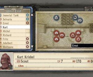 Valkyria Chronicles Screenshots