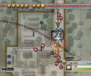 Valkyria Chronicles Chat
